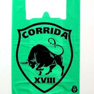Коррида зеленый