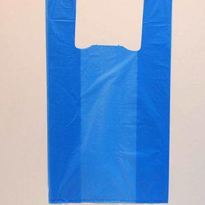 Синий бпечати 28х50х15