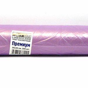 фаспакет Премиум30х40_200 фиолет
