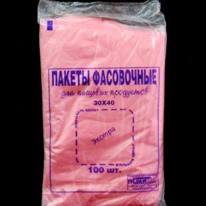 30х40 Экстра 100 пчк розовый