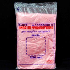 30х40 250 пчк розовый