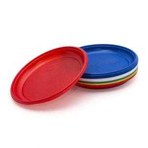Посуда одноразовая, пластиковая