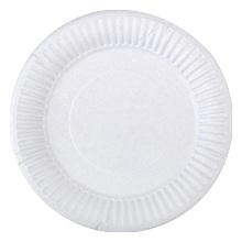 Посуда одноразовая, бумажная